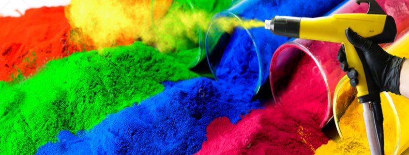 powder coating South Africa coloured powder
