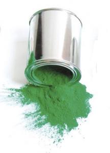 powder coating powder in a can